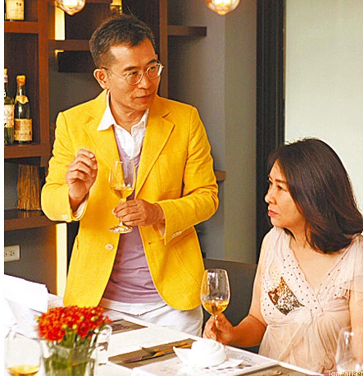 蘋果日報專訪池宗憲: 陳茶老酒的時間能量
